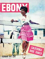 Ebony magazine cover 1947